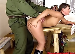 Submissive babe dickriding in cowgirl