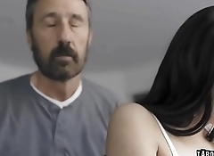 Stepdad creampied slut Emily Willis