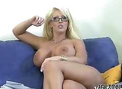 I want to feel your cum hit my hot body JOI