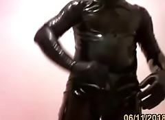 Me and my latex suit