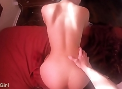 pov GoPRO dick rider MADE IN CHINA ! @sukisukigirl creampie couple love