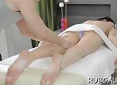 Slim nymph is always ready to get her cum-hole pleasured