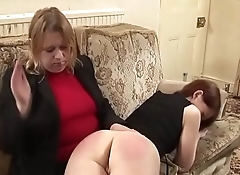 Spanked for loan