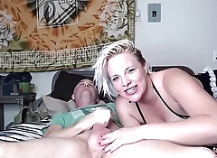 Hot Maid Gets Anal &amp_ Swallows Cum on Cam