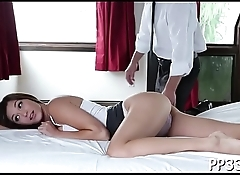 Intimate masseur