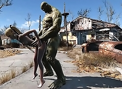 Fallout 4 Marie Rose Fuck Compilation