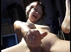 compilation of a very hot amateur