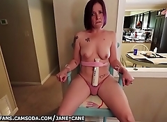 Uncle Gives Niece an Orgasim - Part 1 Starring Jane Cane and Wade Cane Shiny Cock Films
